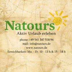 Natours Reiseblog