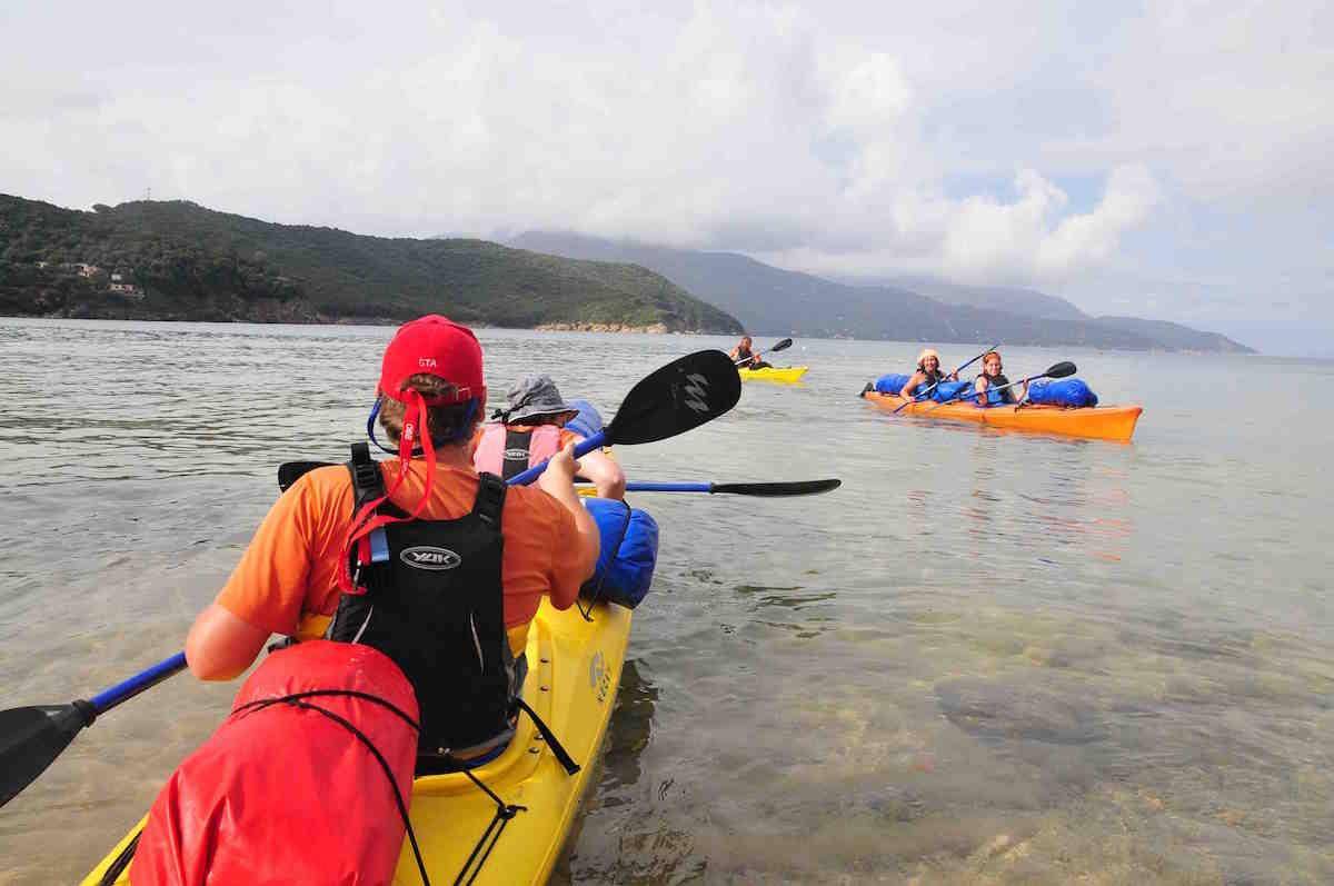 Packliste für Paddelurlaub im Kanu und Kajak
