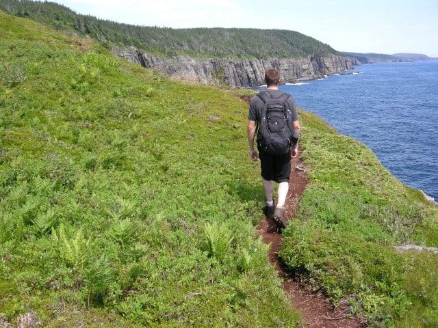 Wandern wieviele km pro Tag?