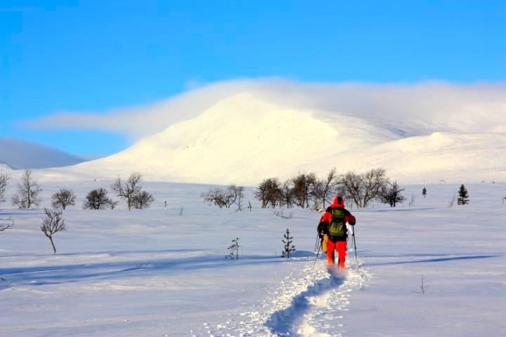 Wandern im Winter: Tipps zum Winterwandern