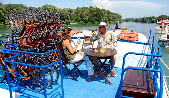 Leinen los!  Urlaub mit Rad & Schiff