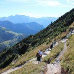 Warum macht Wandern glücklich?