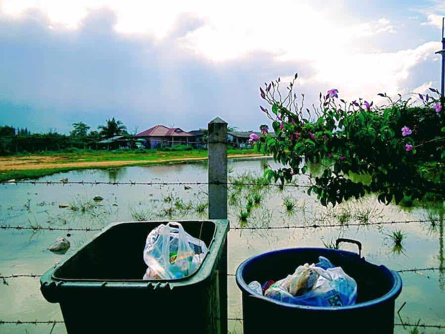 Plastik im Urlaub vermeiden