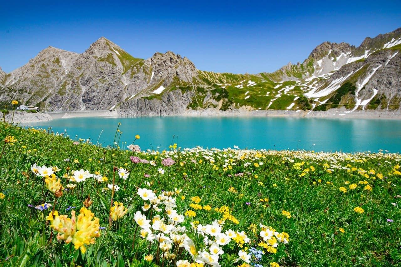 Nachhaltiger Urlaub Alpen