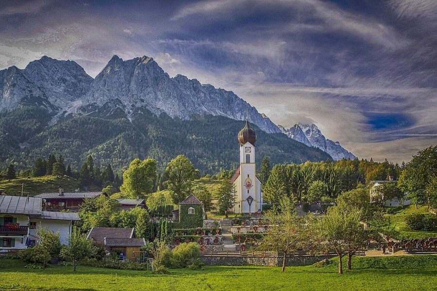 Urlaub in der Nähe von München