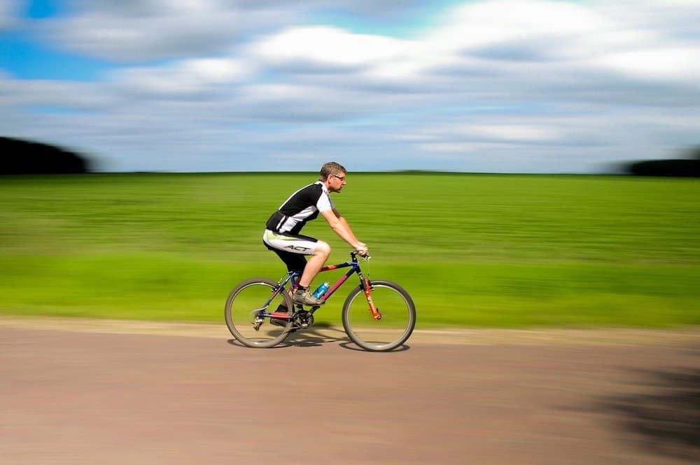Radfahren Kalorienverbrauch