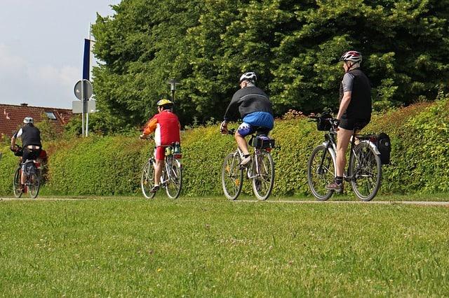 Wie lange sollte eine Radreise dauern?
